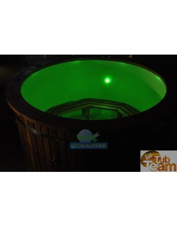 Éclairage de l'eau par LED