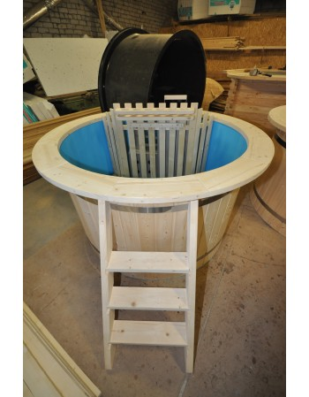 Bain nordique standard modèle - bleu (160 cm)