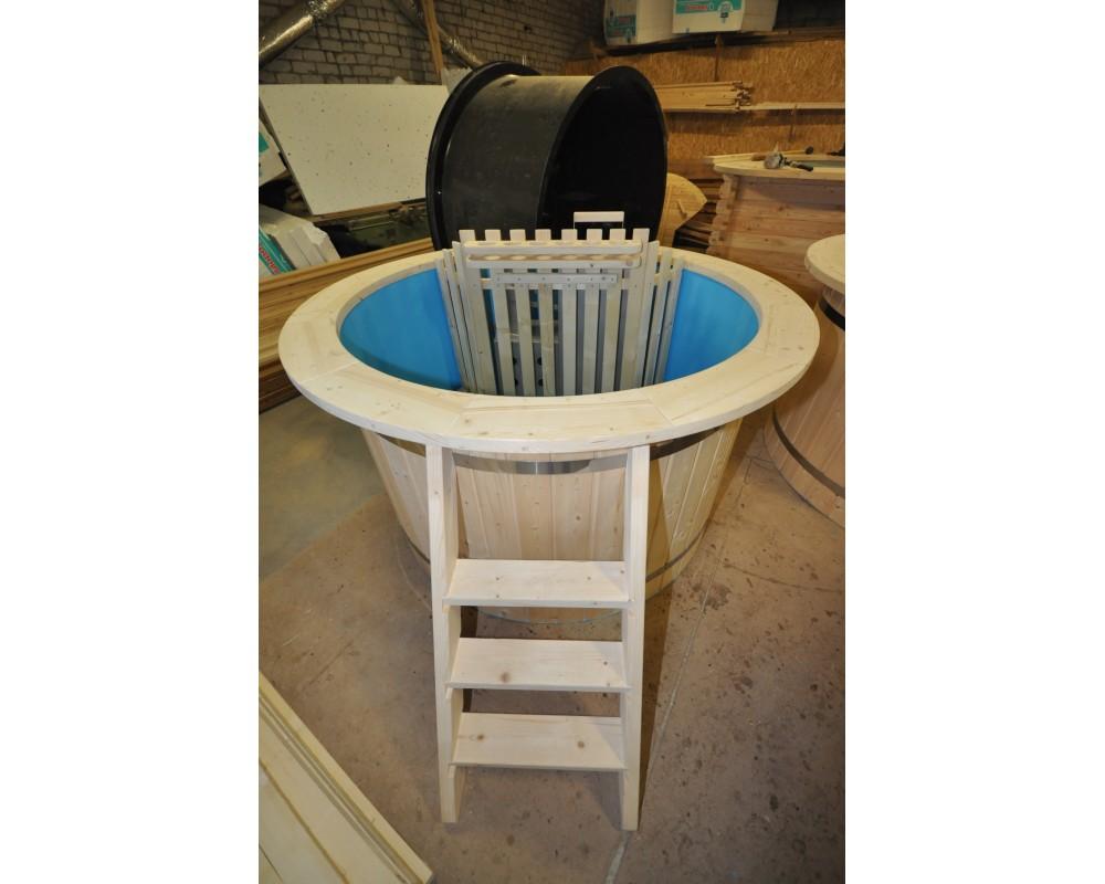 bain nordique standard mod le bleu bains nordiques. Black Bedroom Furniture Sets. Home Design Ideas