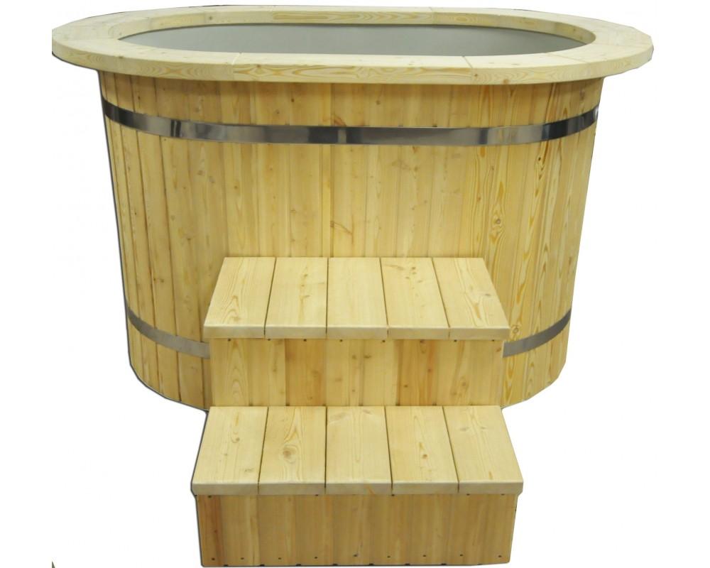 baignoire ofuro en plastique bain nordique bains nordiques. Black Bedroom Furniture Sets. Home Design Ideas