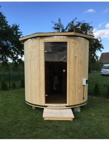Tonneau Sauna