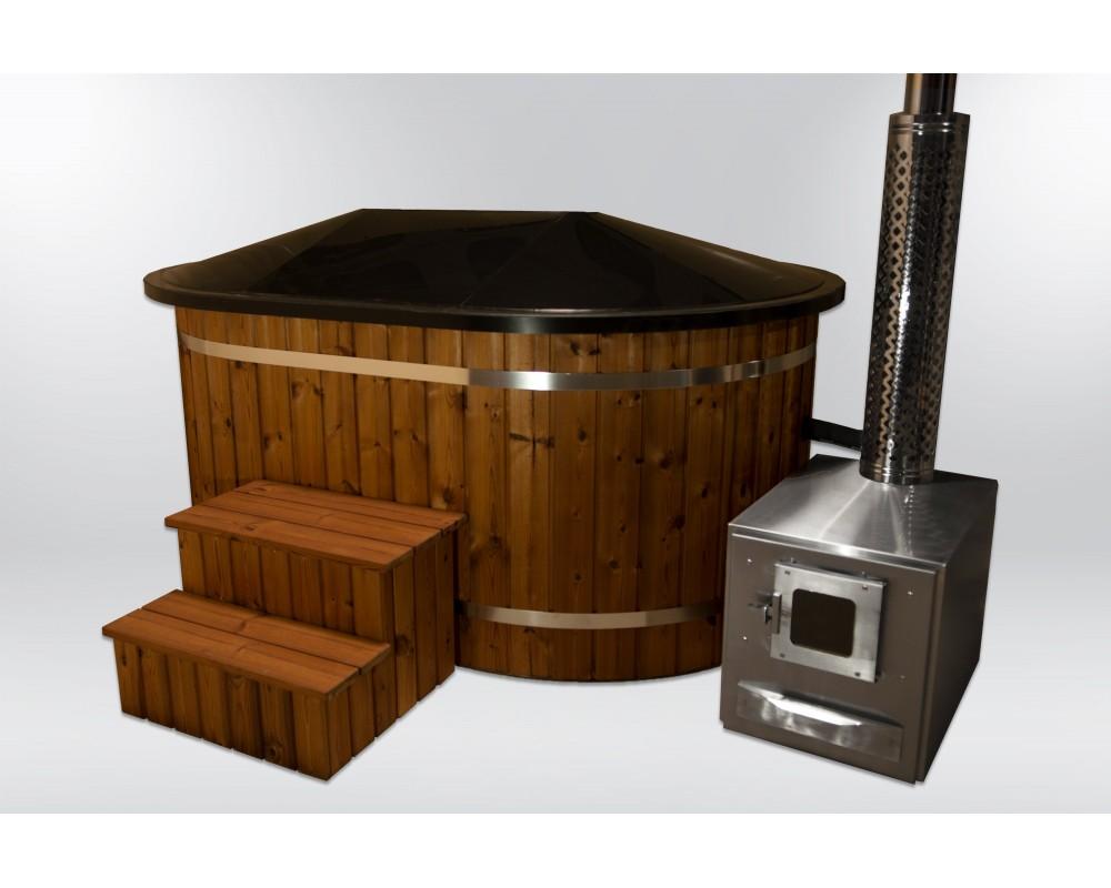 NOUVEAU MODÈLE - grand bain à remous Ofuro avec massages